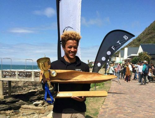 Cape Town Surf Riders & SA Champion Brandon Benjamin dominate